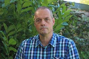 Rij-instructeur Johan Schreuder